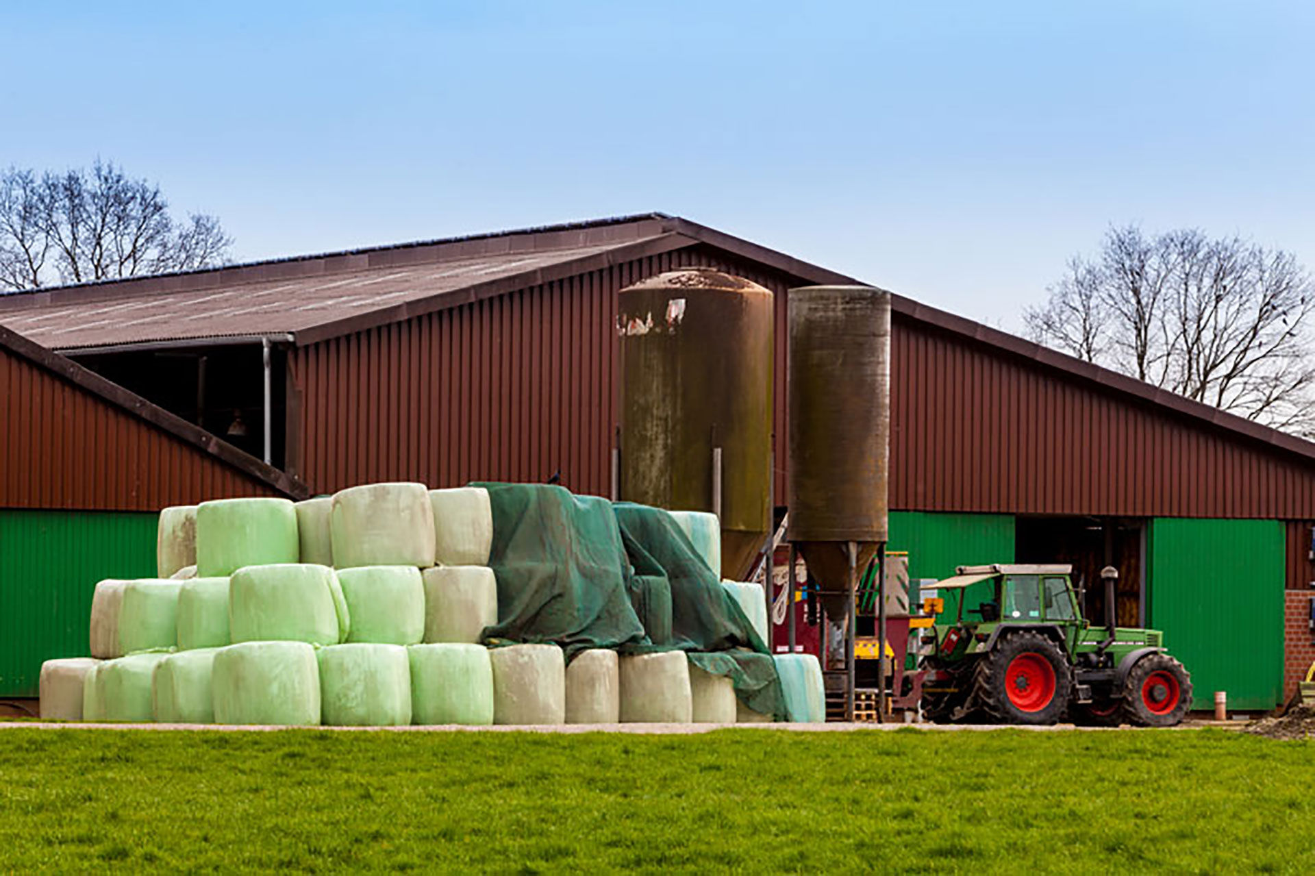 Woodchip Supply to Farms, Green Forest Renewables