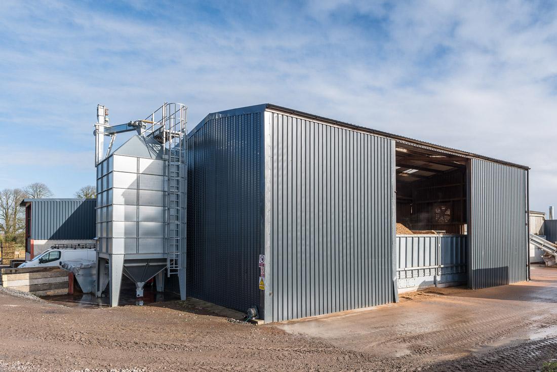 Woodchip Fuel Supply in Somerset, Devon and Wiltshire
