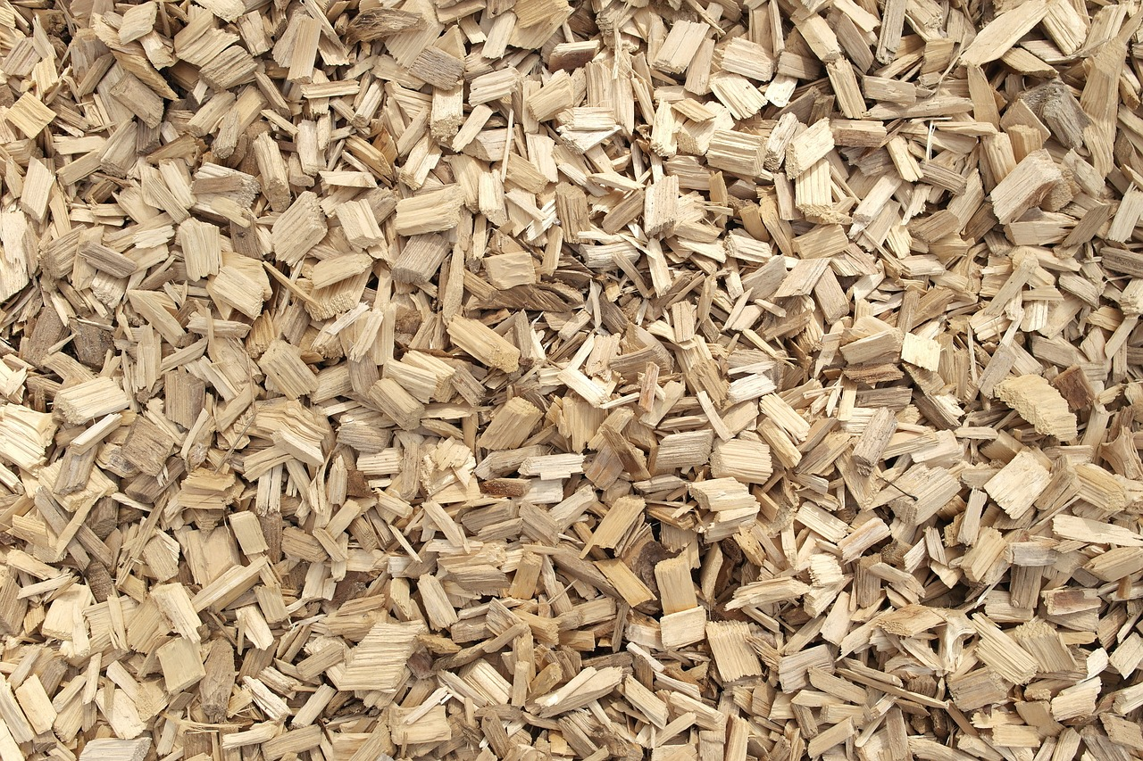 Woodchip Sales, Somerset